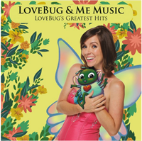 LoveBug & Me CD ~ LoveBug's Greatest Hits (In Class Pick Up)