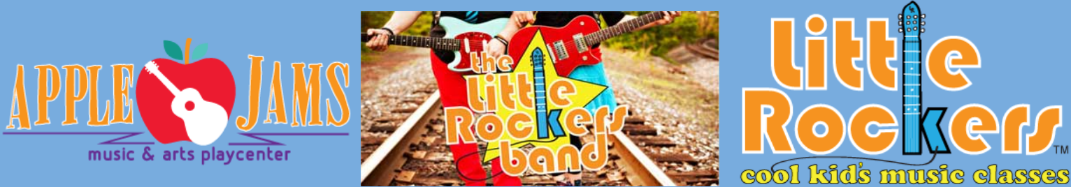 Little Rockers - cool kids music classes