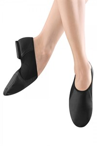 Ladies Slip on Jazz - Black