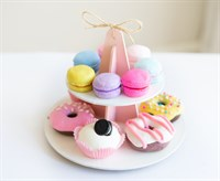 Sweets Stand Art Kit