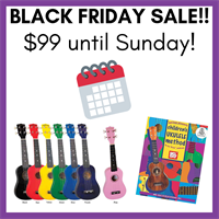 Black Friday Ukulele Deal