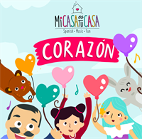 Add a CORAZÓN CD to your Package